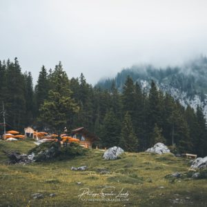 Le Berghotel au bord de l'Oeschinensee