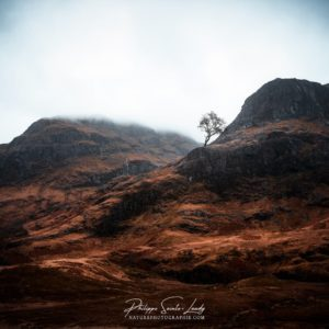 Les Highlands - Glencoe