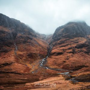 Photo des Highlands - Écosse