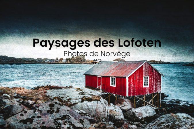 Photos de paysages avec textures