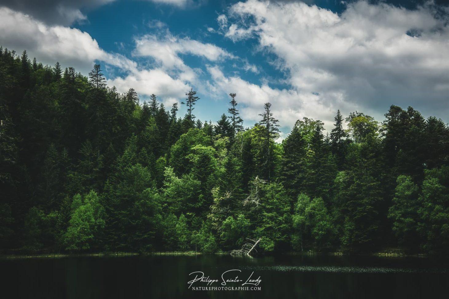 Photos du lac de la Maix