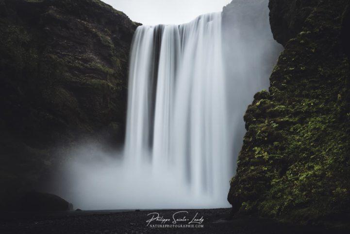 Skogafoss, l'une des plus célèbres cascades d'Islande