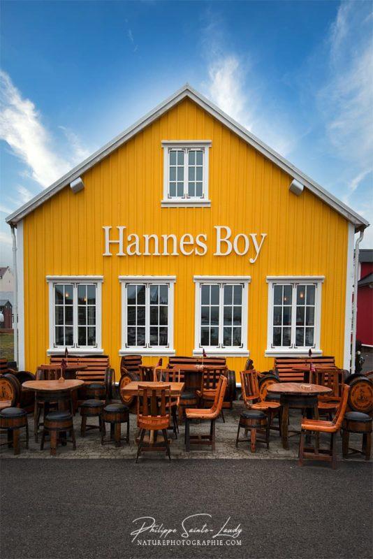 Hannes Boy - Islande