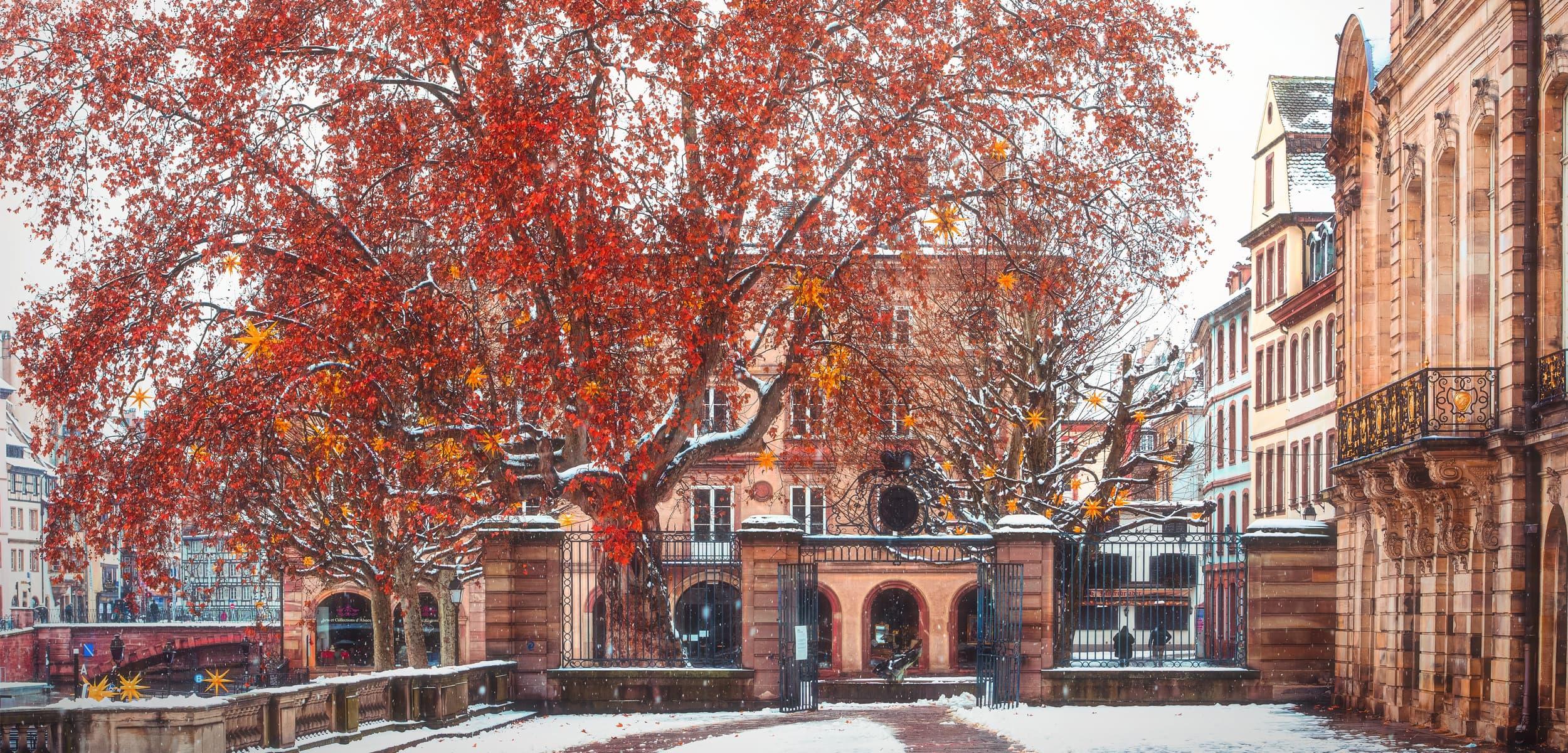 Palais Rohan, Strasbourg, Alsace